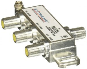 Best Coaxial Cable Splitter For High Speed Internet Amp Tv